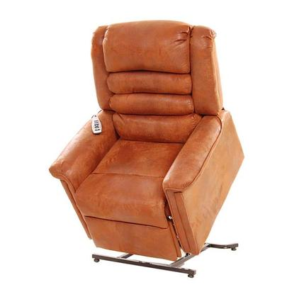 Electric Lift Chair Leather